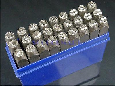 1pcs 2mm Dia Super Hard Steel Alphabet Emboss Punch 27 in 1 Letter Stamp Set<br><br>Aliexpress