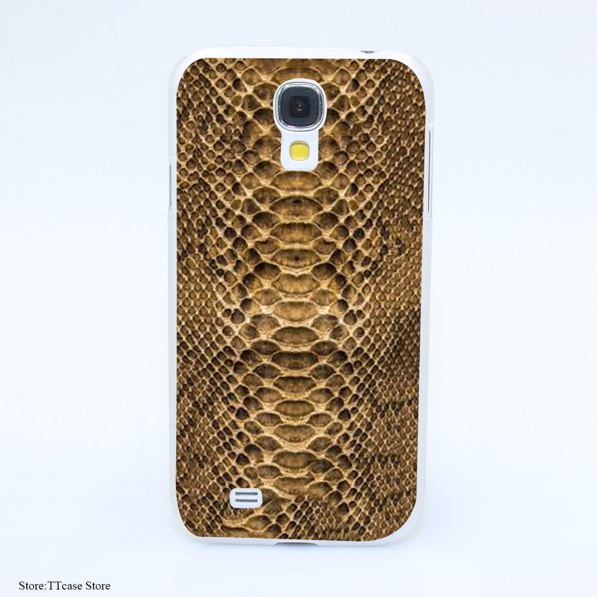 2168CA Luxury Just Cavallis Snake Print Hard Transparent cheap font b Case b font Cover for