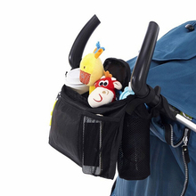 New 1 Pc Cup Bag Stroller Organizer Baby Carriage Pram Buggy Cart Bottle Bag Stroller Accessories Car Bag(China)