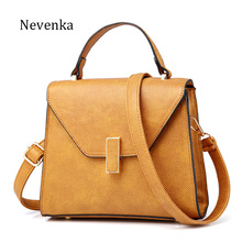 Nevenka Brand Women Fashion Handbag Female Luxury Diamond Lattice Cover Shoulder Bag Sequined Lock Original Design Messenger Bag(China)