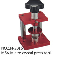 New Red Watch Case Back Pressing Tool and Rotation Crystal Closing Tool m SIZE