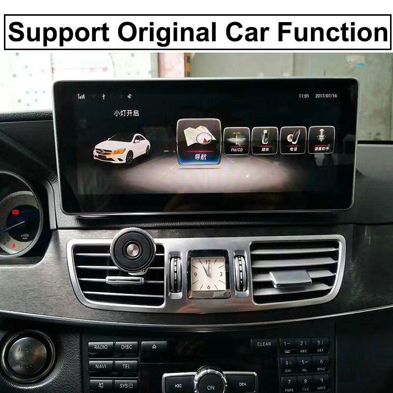 Liislee Car Multimedia Player NAVI For Mercedes Benz MB E Class W212 S212 C207 A207 2009~2017 Car Radio Stereo GPS Navigation (3)