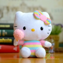 Toys for children Hello Kitty  doll plush baby toy gifts one piece