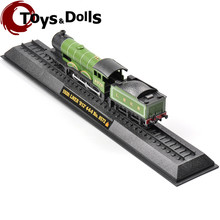 Amer Alloy Diecast Great British Model Train With Track 1928 Liner 'B12' 4-6-0 Class No.8572 Collection Miniature Kids Toys Gift