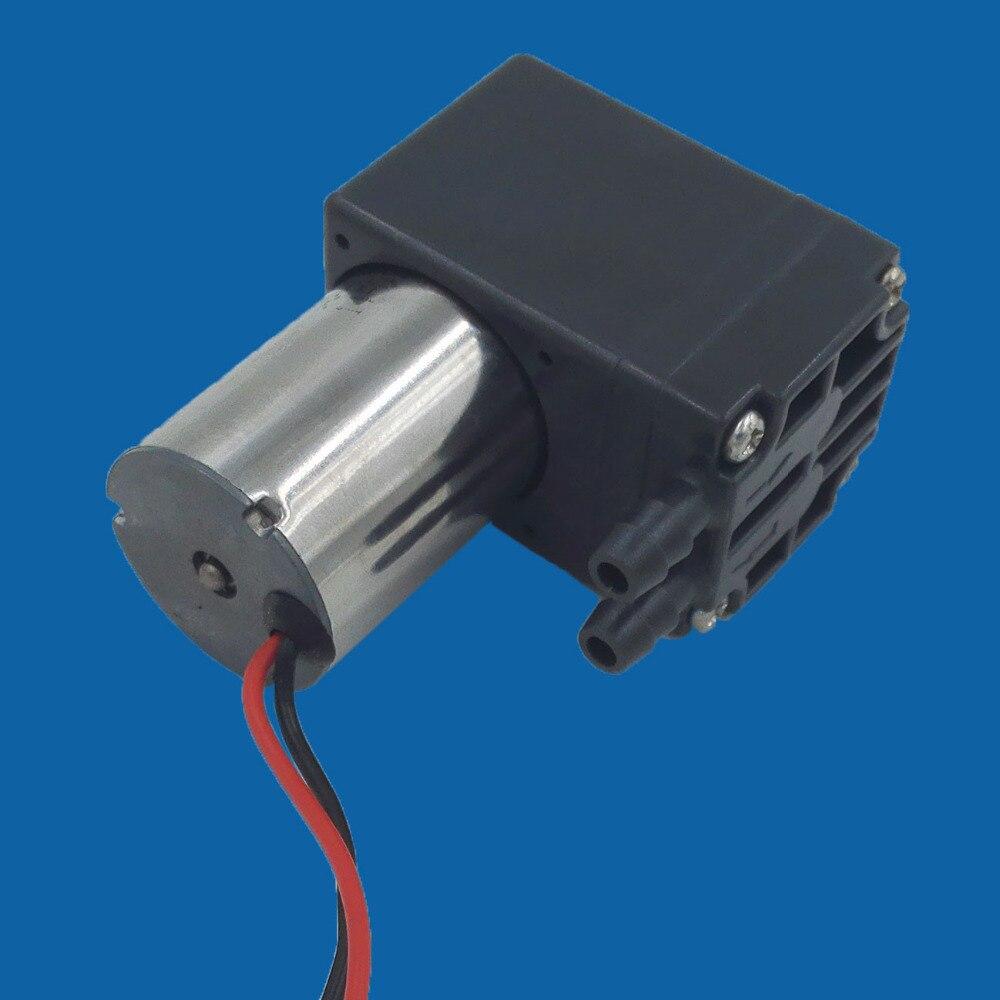 710ml/min electric diaphragm mini 24V DC brushless small liquid pump<br>