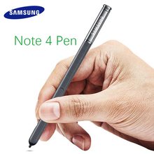 Samsung Note 4 Pen 100% Original Active Stylus S Pen Note 4 Stylet Caneta Touch Screen Pen for Mobile Phone Galaxy Note4 S-Pen(China)