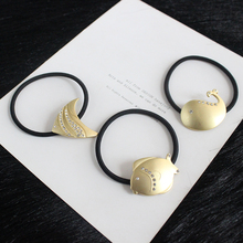 free shipping 10pcs / lot fashion jewelry head accessories metal fish whale hair band