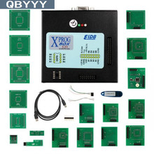 QBYYY xprog 5.55 Latest Version XPROG M ECU PROGRAMMER V5.55 box x prog m with x-prog 5.55 software