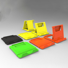 Foldable Cradle Universal Phone Holder Grip Bracket For Tablet Phone Stand Multi-angle Desktop Holder For Samsung iPhone 7 6S 6