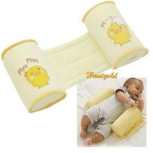 Baby Toddler SafeAnti-roll Pillow Cotton Anti Roll Pillow Sleep Head Shaper Positioner(China)