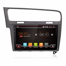 2 din Android 6.0 Car DVD player GPS for VW Golf 7 Wifi+Bluetooth+Radio+quad core Capacitive Touch Screen+3G+car pc(China)