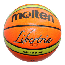 Official Molten Size 6&7 PU Leather Basketball Balls Outdoor Indoor Mens Training Basket Ball basquete Free With Net Bag+ Needle