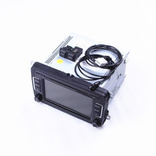 Original RCD510 Car Radio USB & AUX Plug & Cables & Code CD MP3 For VW Jetta Golf MK6 Passat B6 Scirocco Touran POLO 5ND035190A