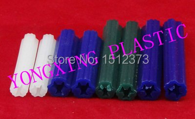 50pcs staright expand nail opp bag package (wall plug)8*38 other color can be ordered M8 Length 38<br><br>Aliexpress