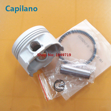 motorcycle piston kit CG125 diameter 56.5mm with 13mm pin for Honda 125cc CG 125 parts (Euro 2)