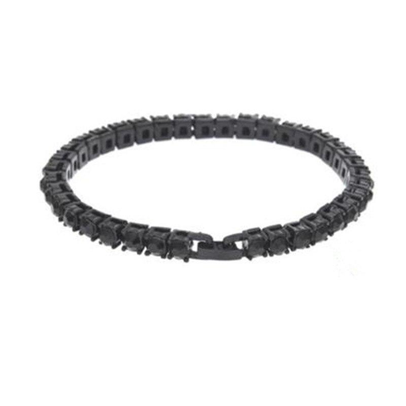 Diamond Gold Tennis Bracelet (10)