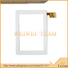 "New 10.1"" inch for Sanei N10 AMPE A10 Quad Core TPC0323 VER1.0 Touch Screen Panel Digitizer 256*172mm Tablet PC"