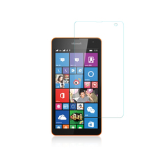 0.33mm Screen Protection Film For Nokia microsoft lumia 535 Screen Protector Cover For nokia 640 650 430 1520 435(China)