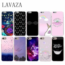 563E Hard Transparent Case Cover for iPhone 7 7plus 6S 6 4 5 5s SE 5C 6 PLUS case Stars And Planets Space alien