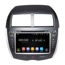 otojeta car dvd player for mitsubishi outlander 2010-2012 octa core android 6.0 2GB RAM 32GB ROM BT/radio/dvr/obd2/tpms/camera
