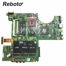 Reboto N028D Laptop Motherboard For DELL XPS series M1530 Mainboard CN-0N028D DDR2 full tested free shipping(China)