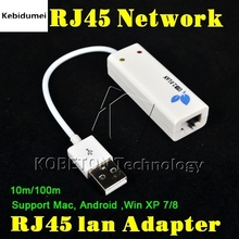 USB Ethernet Adapter 2.0 to RJ45 Lan Network Ethernet Adapter Card For Apple MacBook Air Asix AX8872B For OS Android pc Laptop