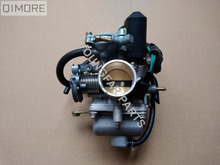 30mm Carburetor PD30J for 250cc water cooling Scooter ATV QUAD 172MM CF250 CH250 CN250 HELIX Qlink Commuter 250(China)