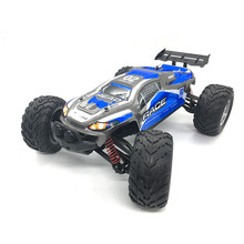 High Speed Radio Remote Control RC Desert Off-Road Truck Racing Truck Car light-up Toy Dec26(China)