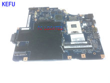 KEFU HOT !!!  NIWE2 LA-5752P  Free Shipping Laptop motherboard for Lenovo G560 notebook pc PROMISED WORKING