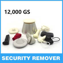 Universal Remover 12000gs Golf Detacher Security Tag Remover Magnet Hard Tag Hook Detacher Tag Remover EAS(China)