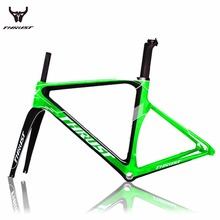 THRUST Carbon Road Bike Bicycle Frame 2017 Carbon Road Frame T1000 48 50 52 54 56cm New Painting 8 Colors Bicycle Parts