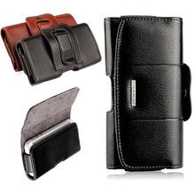 Buy Belt Clip Holster Leather Mobile Phone Cases Pouch iPhone 7 6 6S plus Cell Phone Cover Bag iPhone 7 6 4 4s 5 5S SE cover for $16.14 in AliExpress store