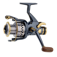 Bait runner reel Free runner Fishing reel Spinning reels SW40,50,60 metal fishing reel for carp fishing()