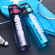 New Large Capacity 830ml Sport Water Bottle BPA Free Running Bottle With Tea Infuser Gym Travel Bicycle My Bottle of Water Hot
