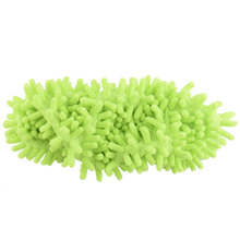 Floor Cleaning Shoe Cover Dust Cleaner Mop Slippers Saving Power & Time Household Needs(China)