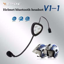 Good quality Motorcycle V1-1 Bluetooth Helmet Headset Intercom Interphone Wireless Handsfree Call Sport Speaker intercomunicador