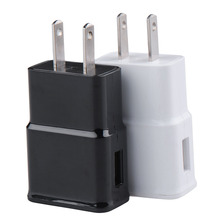 Buy 5V 2A US AC Plug USB Moblie Phone Charger Universal Travel Power Adapter Wall Charger iPhone Samsung HTC Cell Phones for $1.18 in AliExpress store
