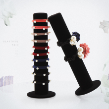 Wholesale item Black Headdress flower & hand catenary display board Upscale headband frame Tiara headband frame Photography prop