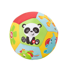 Baby Toys Animal Ball Soft Stuffed Toy Balls Baby Rattles Infant Babies Body Building Ball For 0-12 Months - BYC100 PT49