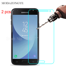 Buy 2pcs Tempered Glass Samsung Galaxy J2 2018 Screen Protector Samsung Galaxy J2 J 2 Pro 2018 SM-J250F Screen Protector Glass for $2.69 in AliExpress store