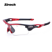 Buy Sireck Cycling Glasses Photochromic Polarized UV400 MTB Bicycle Sunglasses Lentes Ciclismo 2 Lenses Bike Eyewear Sport Goggles for $19.99 in AliExpress store