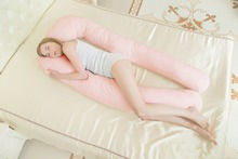 2017 Comfort big size 155* 72*22cm U Shape Total Body Pillow Pregnancy Maternity Pillow