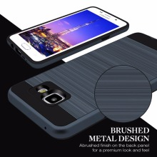 Case For Samsung Galaxy 2016 A3 A5 A7 J1 J3 J5 J7 Grand Prime Coque Capinha Cover J2 Prime Dual Layer Shockproof Phone Bag Case