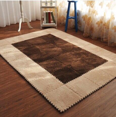 Carpet tiles cheap carpet tiles online carpet tiles 9pcs plush square carpet childrens bedroom splice rug foam mats1pcs30cm by 30cm ppazfo