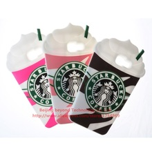 Hot 3D Starbucks cup Phone Silicone soft Case For Samsung Galaxy A3 (2016) A3100 A310F A5100 A510F A7100 A710F Cases Gel Shell(China)