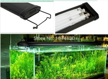 "ODYSSEA 20"" T5 HO two Fish Tank Water T5 lamp Dengcao cylinder tank water lamp T5 lamp lighting(China)"