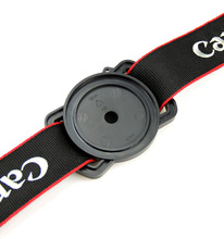Camera Lens Cap Holder Keeper Buckle for 49mm 52mm 55mm Size Canon Nikon Pentax(China)