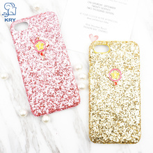 KRY Glitter Bling Phone Cases for iPhone 6 Case 6 Plus Lovely Magic stick Cover for iPhone 6 Case 6S Plus Hard Cases Coque Capa(China)