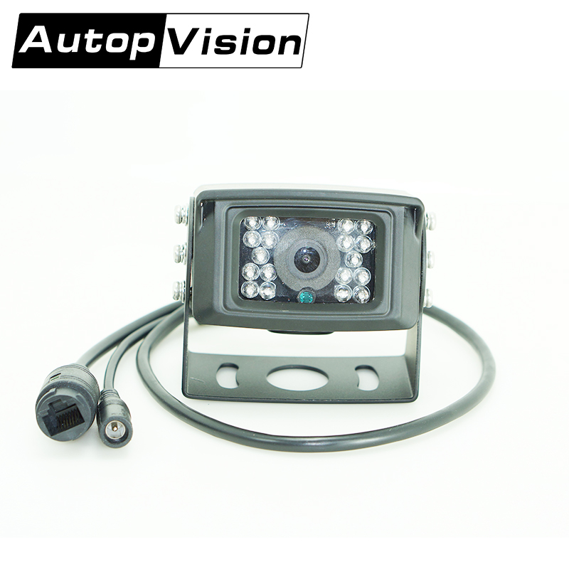 Free Shipping AV-N99 Network Camera System Car CCTV Camera Night Vision Security Camera IP POE Camera<br>