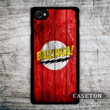 Bazinga On Wood Funny Case For Nexus 6 5 4 For LG G4 G5 G4 G3 G2 L90 L70 For Xperia Z4 Z5 Z4 Z3 compact Z2 Z1 Z For HTC M9 M8 M7